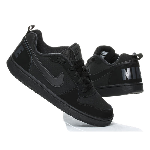 Nike Court Borough Low GS (839985 001)