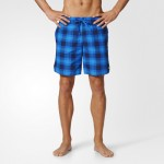 Adidas Check  Shorts (BJ8631)
