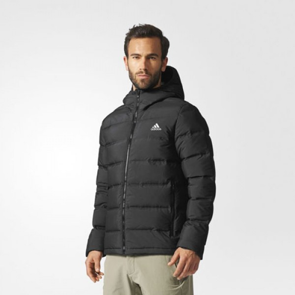 Adidas Helionic Hooded Down Jacket (BQ2001)