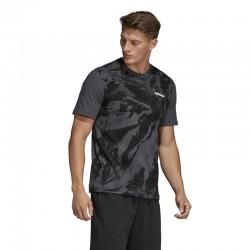Adidas E Aop Tee (DU0421) Мъжка Тениска