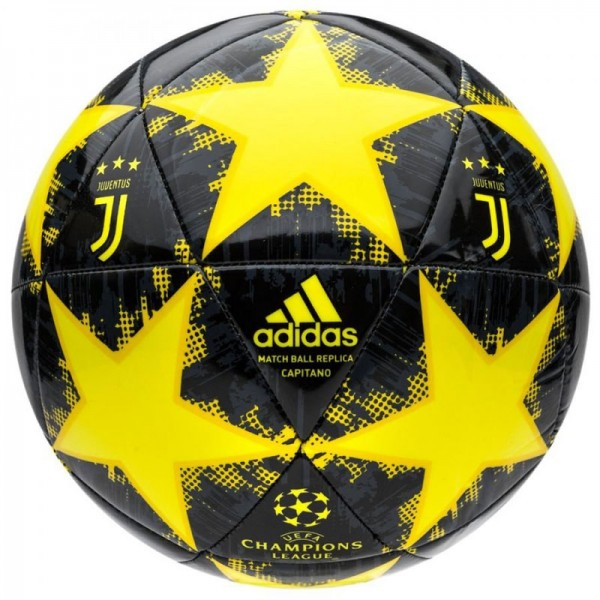 Adidas Finale 18 Juventus (CW4144) Футболна Топка
