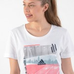 Adidas 3-Stripes Photo Tee (DV3023) Дамска тениска