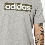Adidas E Lin Brush Tee (DV3051) Мъжка Тениска