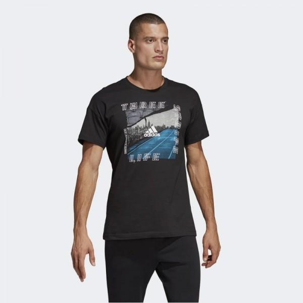 Adidas ID Photo Tee (DV3054) Мъжка Тениска