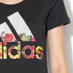 Adidas BOS Flower Tee (DX2535) Дамска тениска