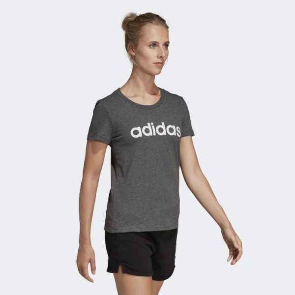 Adidas Essentials Linear Tee (DX2546) Дамска тениска