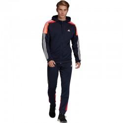 Adidas MTS Sport Hooded Tracksuit (FJ1227) Мъжки Екип
