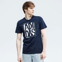 Adidas M STMP Tee (FM6246) Мъжка Тениска