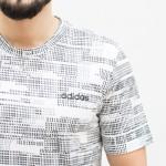 Adidas Essentials AOP Tee (FM3433) Мъжка Тениска