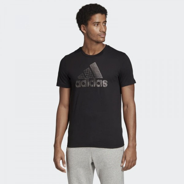 Adidas Must Haves Badge of Sport Foil Tee (ED7256) Мъжка Тениска
