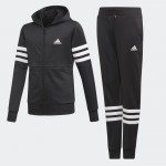 Adidas Hooded Track Suit (ED4638) Детски екип