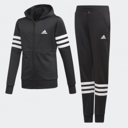 Adidas Hooded Track Suit (ED4638) Детски екип