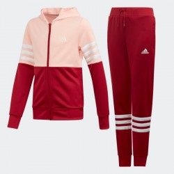 Adidas Hooded Track Suit (ED4639) Детски екип