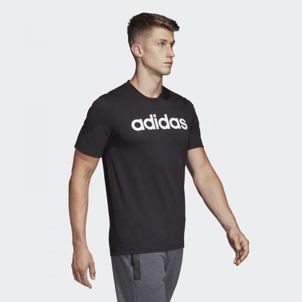 Adidas Essentials Linear Tee (DU0404) Мъжка Тениска
