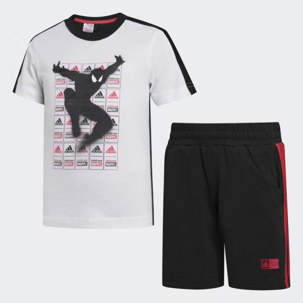 Adidas SPIDERMAN SUMMER SET (DV0831) Детски к-т