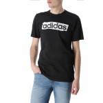 Adidas Essential Linear Brush (DV3046) Мъжка Тениска
