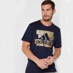 Adidas MH BOS FOIL TEE (DV3083) Мъжка Тениска