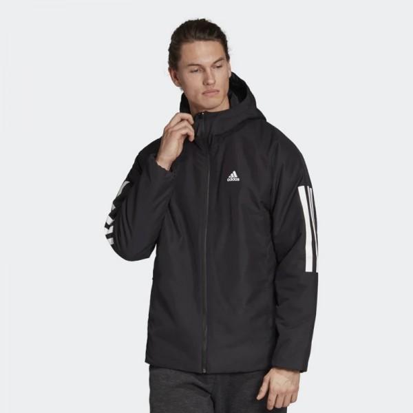 Adidas BTS 3-Stripes Hooded Jacke (DZ1403)