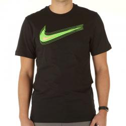 Nike Sportswear Swoosh T-Shirt (DB6470 010) Мъжка Тениска