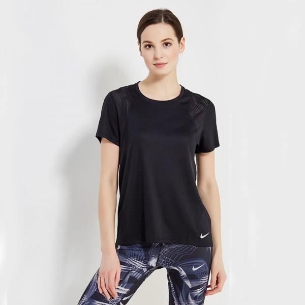 Nike W Run Top SS Te (890353 010) Дамска тениска