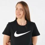 Nike Sportswear Swoosh (AR5360 010) Дамска тениска