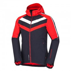 NORTHFINDER Мъжко Ски Яке CASSINUS (BU-3674SNW) 6943 red/navy